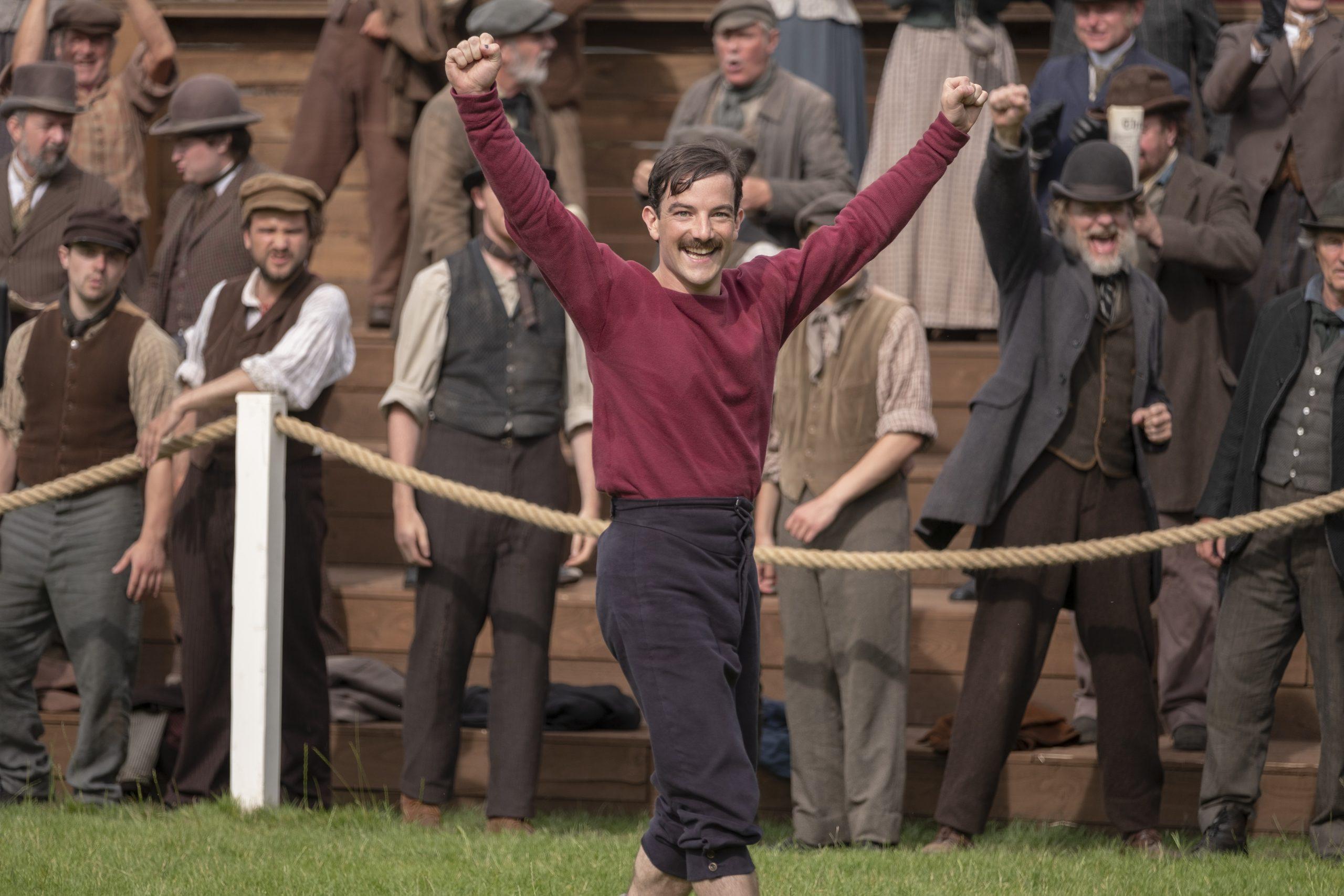 TV Tonight The English Game - - la mejor serie de Netflix